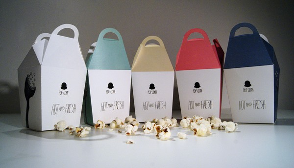 15 Popcorn Packaging Designs that Pop!