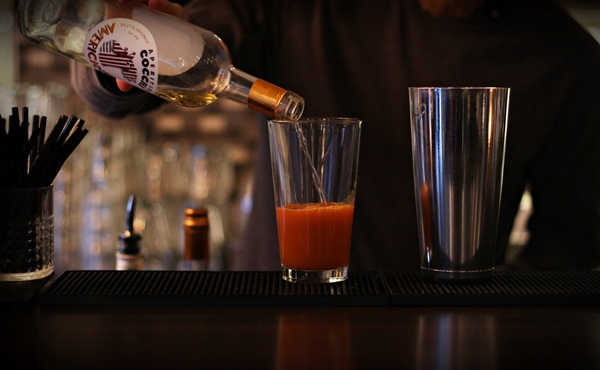 Try The Brick Top Drink - another great drink from Peter Bellmyr. At Ateriet.com - A Food Culture Website