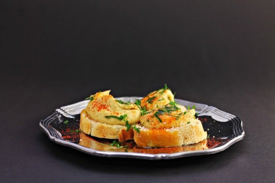 Cheap New Year's Eve Menu - Great stuff when on a budget, get the recipes at Ateriet.com