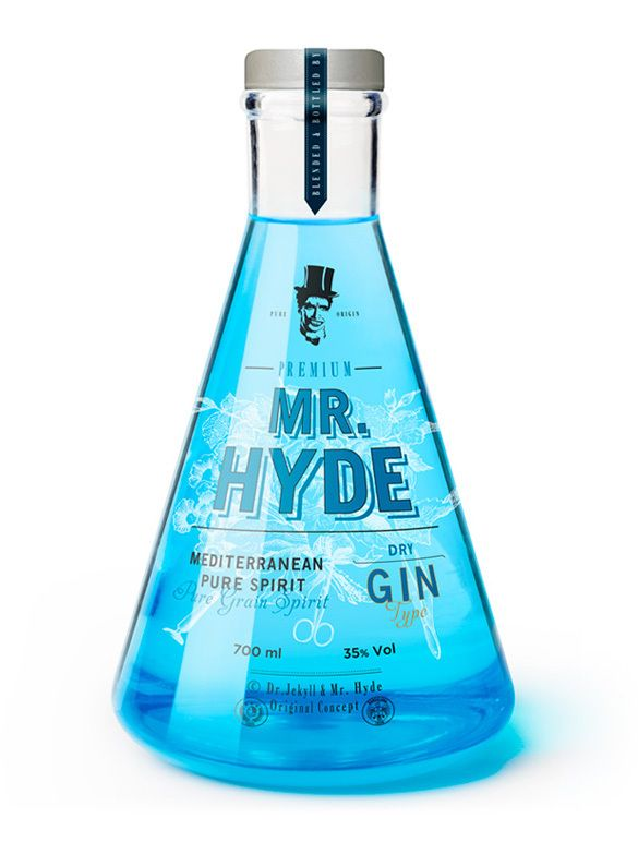 20 Great Gin Packaging Designs to go with your Tonic, see them all at Ateriet.com
