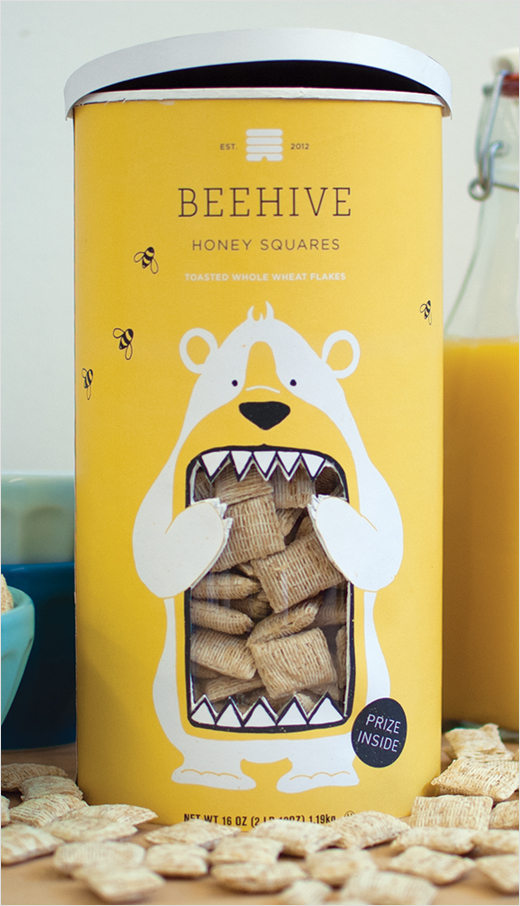 15 Amazing Yellow Food Packaging Designs at Ateriet