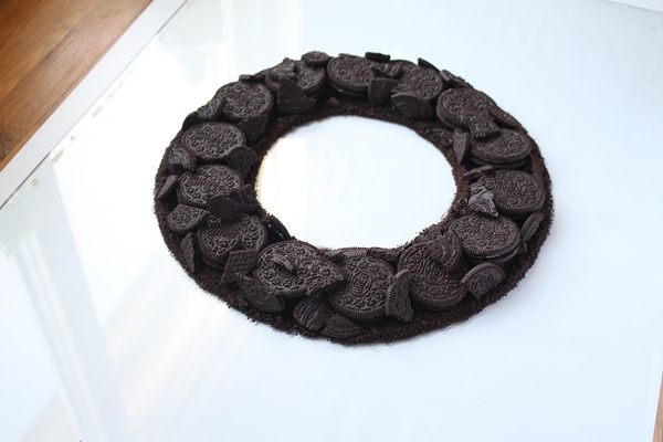 A-Z Food Photography - O is for Oreo Cookies, see the full project at Ateriet, food letters, a to z in food, food alphabet