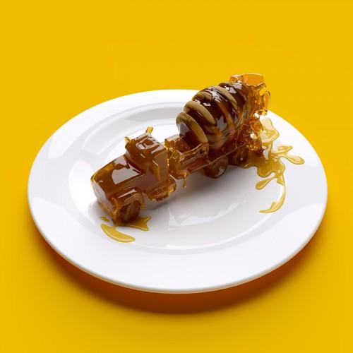 Foodwheels Real Food Trucks by Paul Trakies