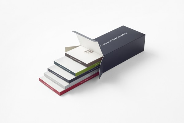 The Chocolate Texture Bar by Nendo looks awesome