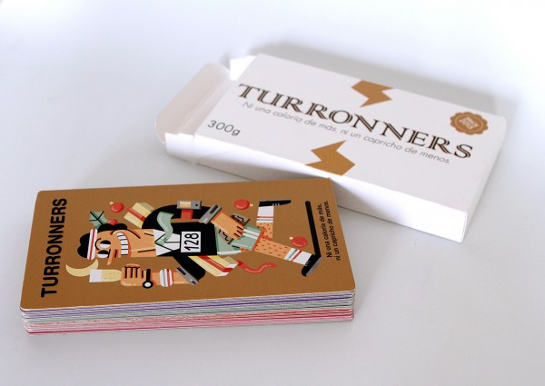 These Spanish Recipe Cards will put a smile on your face, check them out at Ateriet