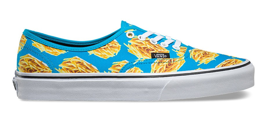 The New Vans Food Shoes are Awesome, see them at Ateriet
