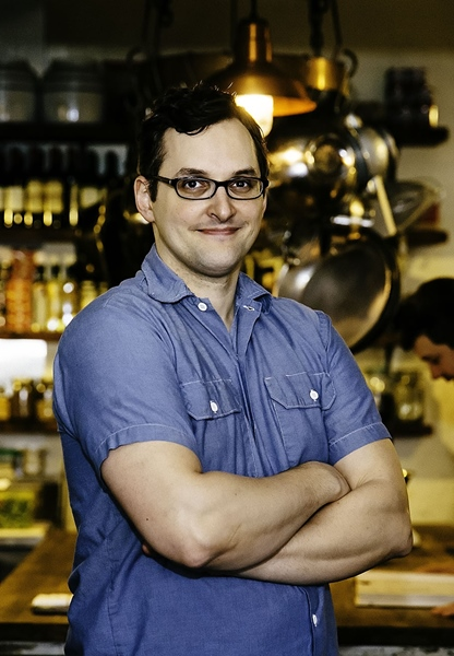 Chef Q&A with Stuart Lane of Spinasse, Seattle. Read it and more Chef interviews at Ateriet
