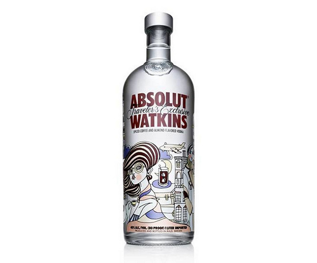 50 Absolut Vodka Bottles That You'll Love - Great Vodka Packaging at Ateriet