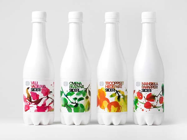 White Bottle Packaging - 15 Cool White Bottles, see them all at Ateriet