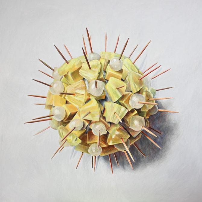 Joël Penkman Food Illustrations will blow you away