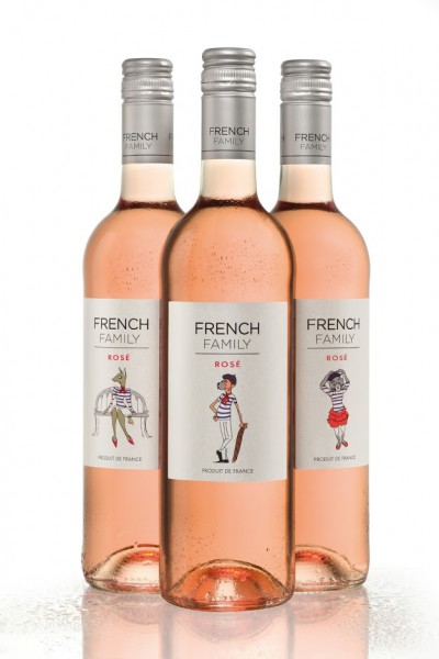 Rosé Wine Packaging - 15 Beautiful Bottles To Enjoy This Summer