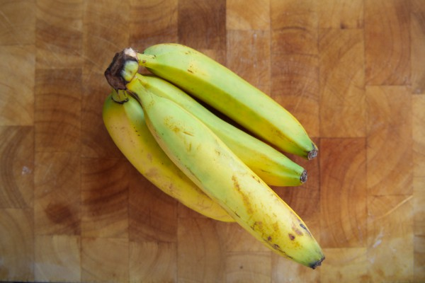 Caramelized Banana Milkshake
