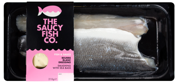 The Saucy Fish co, Fish Packaging 10 Creative Examples at Ateriet.com
