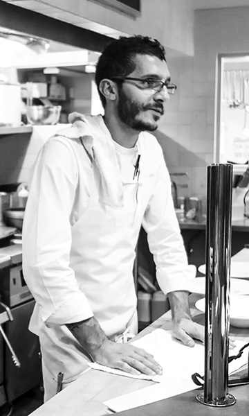 Chef Q&A with Walter el Nagar of Barbershop Restaurant Pop-Up