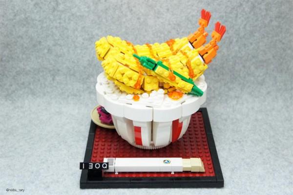 Lego ramen bowl
