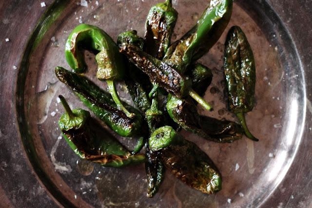 Pimientos de Padron - A Great Spanish Snack
