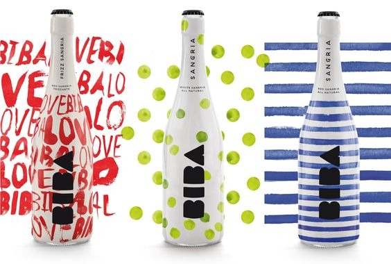 Sangria Packaging - 10 Bottles To Drink This Summer
