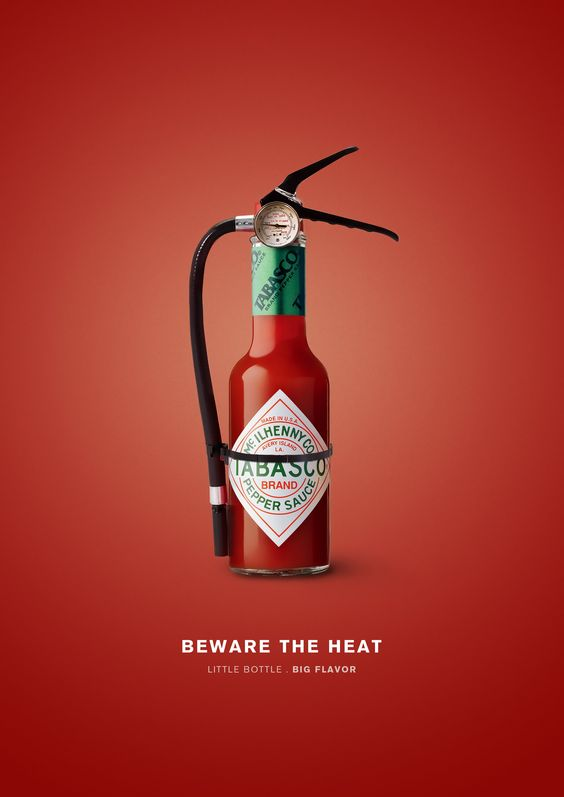 20 Creative Tabasco Ads That Will Bring The Heat ...