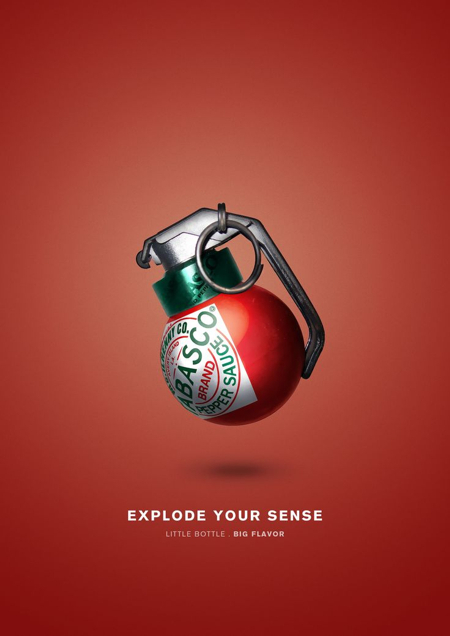 A Collection of the Most Creative Print Ads Seen Past