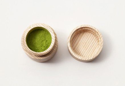 Green tea wood packaging Wood Food Packaging - 10 Great Ideas