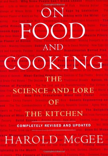 10 cookbooks every chef should have - Harold McGee on Food and Cooking