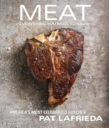 10 cookbooks every chef should have - Meat by Pat la frieda
