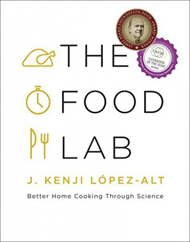 10 cookbooks every chef should have - the food lab