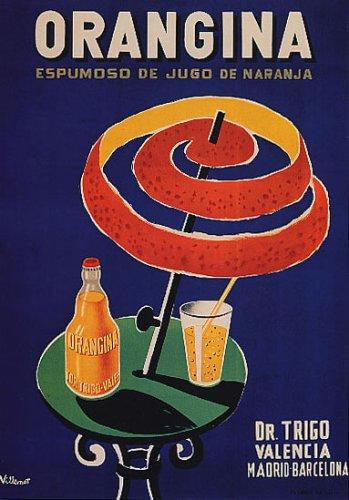 Orangina poster 1