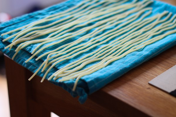 A-Z Food Food Photography Project - S is for Spaghetti