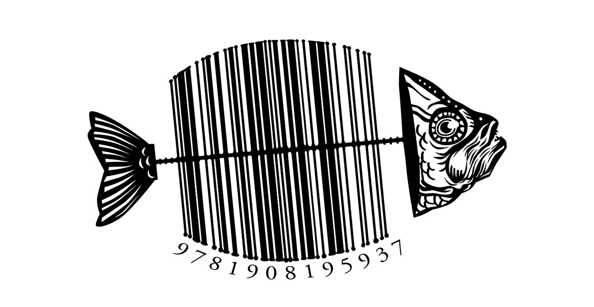 The wonderful food design by steve simpson for Food barcode