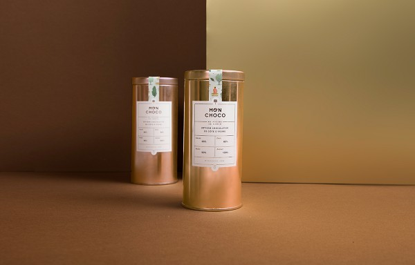 Mon Choco Chocolate Packaging by Futura