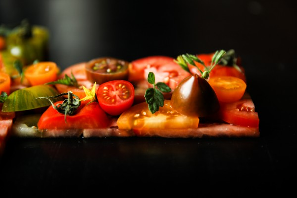 T is for Tomato - A-Z Food Photography Project