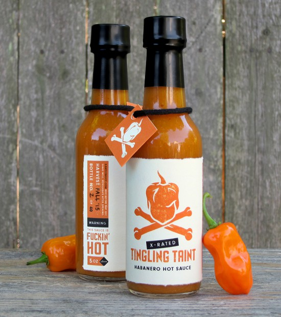 Hot Sauce Packaging - 50 Amazing Hot Sauce Packaging Designs