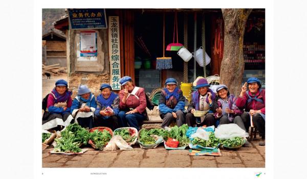 China The Cookbook - Take a sneak peak in the upcoming China Cookbook