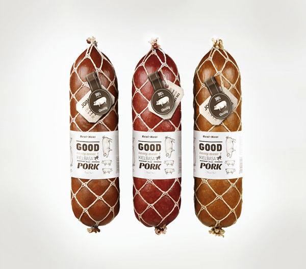 Sausage Packaging Designs That Makes Meat Look Great
