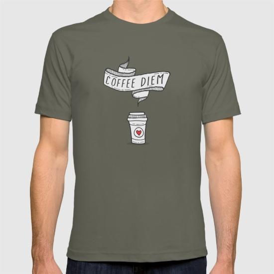 15 Coffee T-Shirts Every Coffee Addict Should Wear