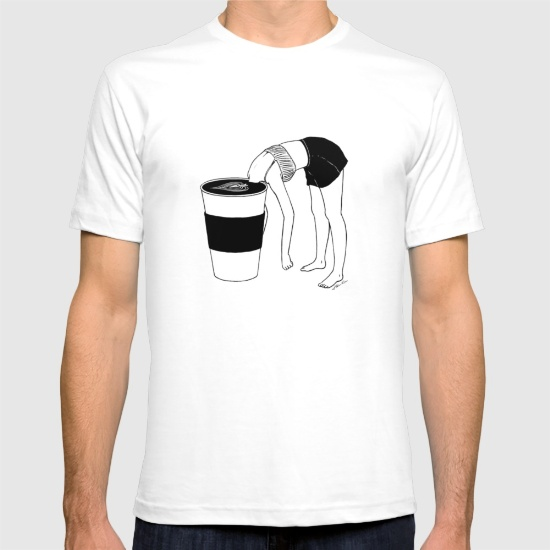 15 coffee t shirts every coffee addict should wear for How to get coffee out of shirt