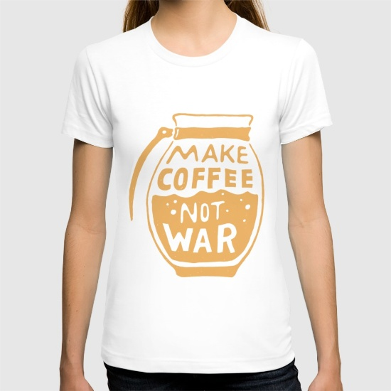 15 Coffee T-Shirts Every Coffee Addict Should Wear