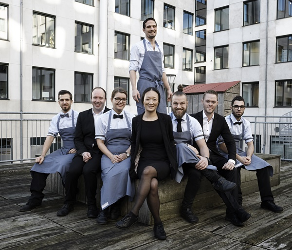 Chef Q&A with Jonathan K Berntsen of Clou, Copenhagen