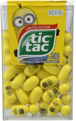 Tic Tac Strawberry Mix Taste Test at Ateriet