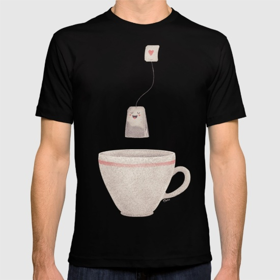 Tea T-Shirts - 15 Great T-Shirts For Tea Sippers at Ateriet.com