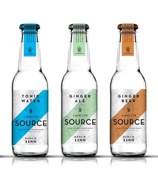 Tonic Packaging Designs - 18 Great Ones To Drink With That Gin