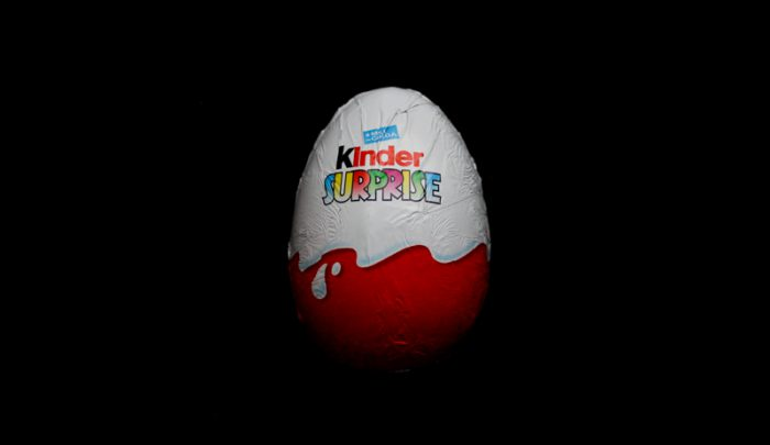 Kinder Surprise Taste Test at Ateriet