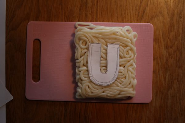 U is for Udon - A-Z Food Photography Project at Ateriet