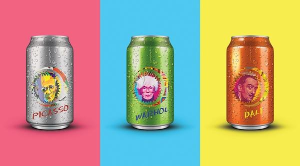 Best 2016 Soda Packaging Designs