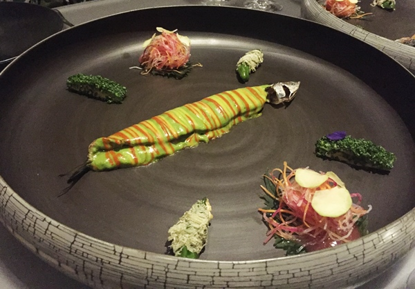 Eating at Alinea Turned Out To Be A Sweet Experience - In A Bad Way