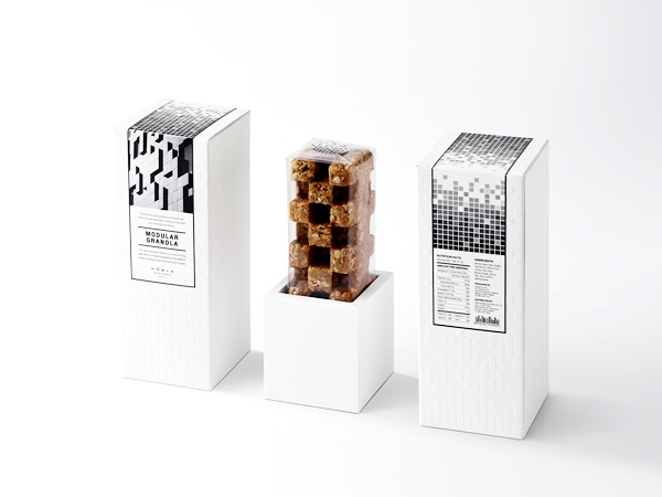Food Skyscrapers Made From Chocolate, Granola and Sugar