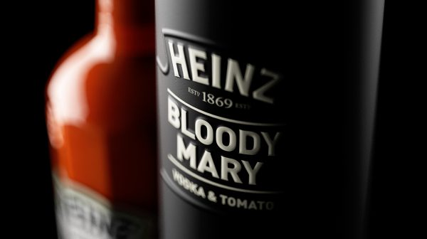 Heinz Bloody Mary at Ateriet