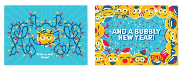 Pepsi Holiday Emoji Collection Comes with Holiday Sweatshirts