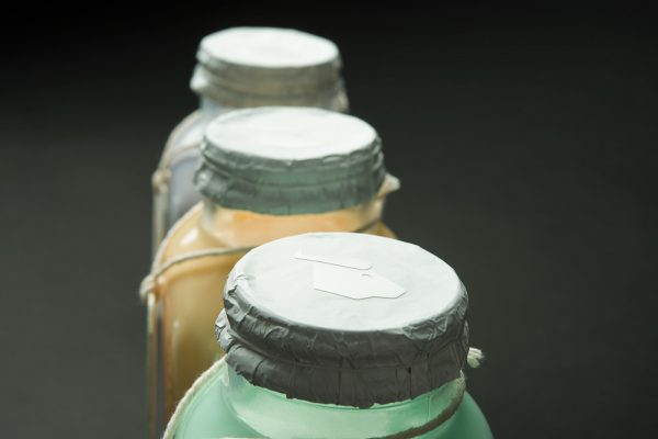 Water Buffalo Milk Packaging - Reiki Organic